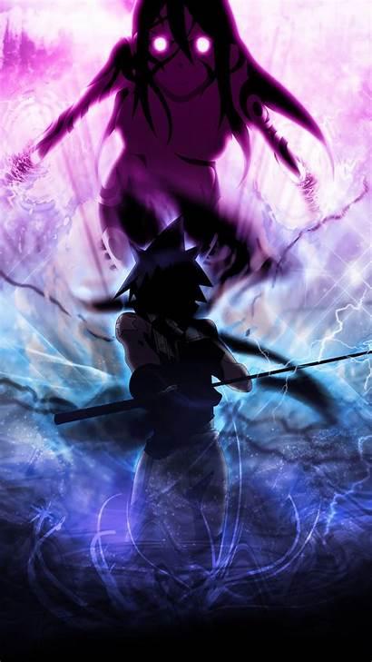 Eater Soul Anime Wallpapers Iphone Snowman Blackstar