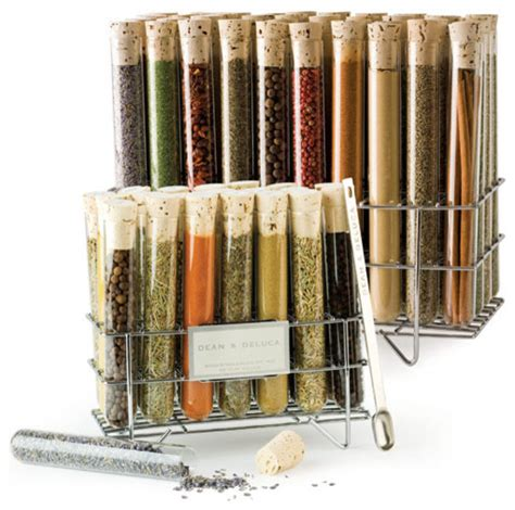 Contemporary Spice Rack by Dean Deluca Spice Rack Contemporary Spice Jars And