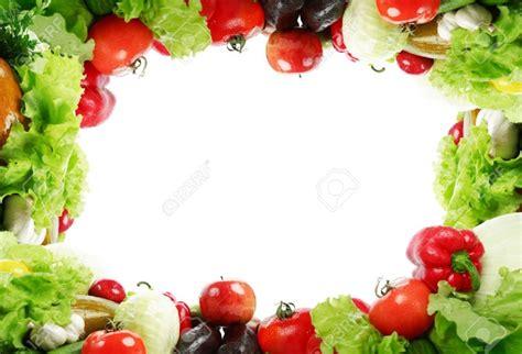 vegetable border clipartioncom