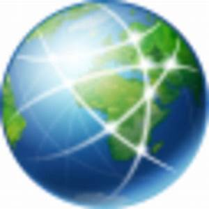 Global Network Icon | Free Images at Clker.com - vector ...