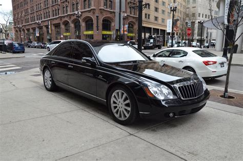 2007 Maybach 57s S Stock # 01895 For Sale Near Chicago, Il
