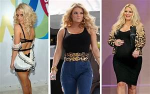 Jessica Simpson's Wedding Day Weight Loss Routine - PK ...