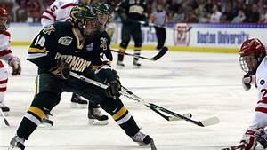 Hockey East Men's Tournament: UVM's Ross Colton Out for ...