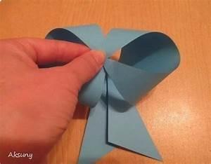 Papier Selber Machen : papierschleifen basteln schleifen aus papier selber ~ Lizthompson.info Haus und Dekorationen