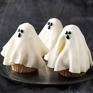15 Halloween Ghost Desserts! - B. Lovely Events