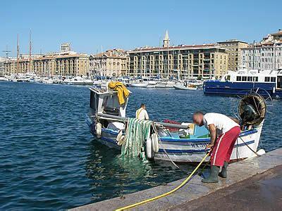 le vieux port cing le vieux port marseille