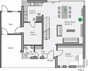 Haus Grundriss Ideen Einfamilienhaus : 531 besten bauen h user grundrisse bilder auf ~ Lizthompson.info Haus und Dekorationen
