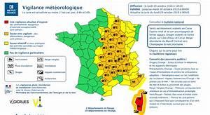 Tempête Adrian : Météo-France place la Corse en vigilance rouge « vents violents