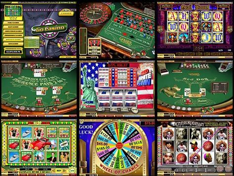 Online Casinos And Casino Games