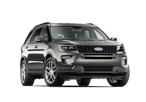 ford explorer  colors release date interior