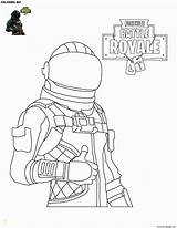 Fortnite Coloring Pages Thanos Voyager Dark Divyajanani sketch template