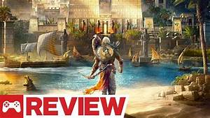 Assassin's Creed Origins Review - YouTube