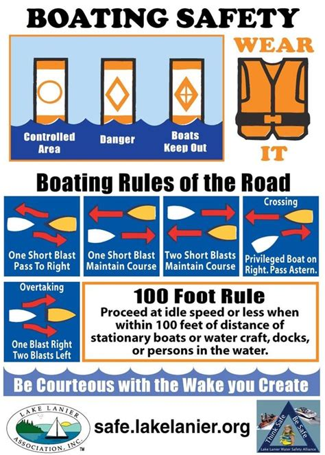 Boating Safety Is by 7 Best Boating Safety Images On Pontoon