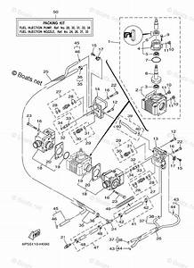Yamaha Outboard Parts By Year 2006 And Later Oem Parts Diagram For Fuel Injection Pump