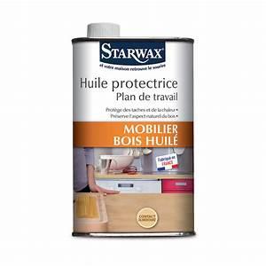 Protection Plan De Travail : huile plan de travail ~ Dailycaller-alerts.com Idées de Décoration
