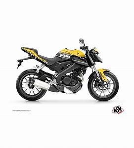 Moto Retro 125 : kit d co moto vintage yamaha mt 125 60th anniversary mt 125 ~ Maxctalentgroup.com Avis de Voitures