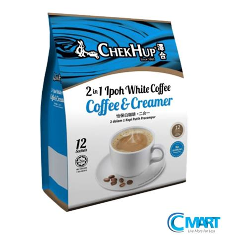Our top vegan coffee creamer recommendations. Chek Hup 2 In 1 White Coffee Coffee & Creamer No Sugar 30g ...
