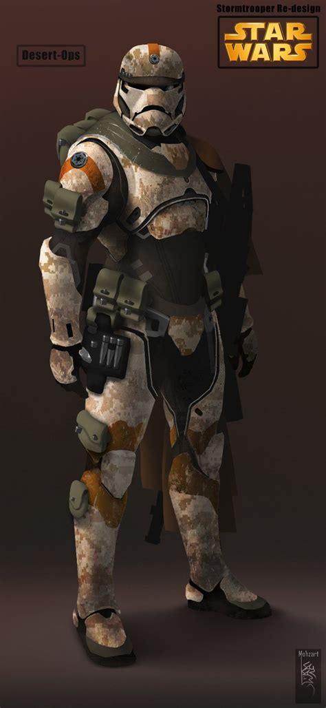STAR WARS Fan Art - Stormtrooper Elite and Darth Vader ...
