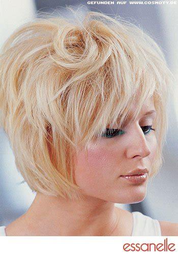 frisuren bilder gestufter volumen bob frisuren haare