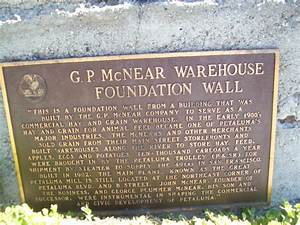 McNear Warehouse Our River Town