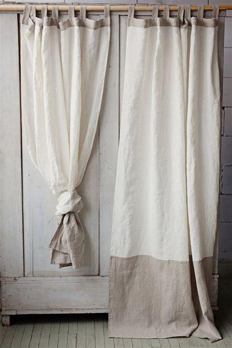 the 25 best linen curtains ideas on