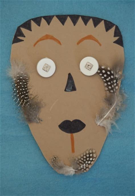 african mask activity educationcom