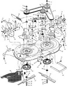 murray lawn mower deck belt diagram lawn xcyyxh