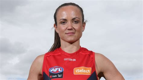 The open road and be filled with unexpected twists and turns. The moments motivating Daisy Pearce for AFLW season two