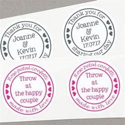 wedding stickers personalised wedding stickers by studio sweepings notonthehighstreet
