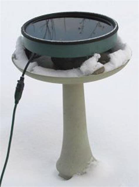 best bird bath heater