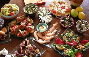 tapas espanholas tour food spain With tapis ethnique avec canape barcelone