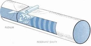 Fluid Dynamics - Whistle Physics