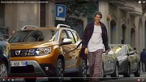 Pub Dacia Duster : go duster ou ghostbusters le nouveau d tournement musical de dacia pour sa pub miss 280ch ~ Gottalentnigeria.com Avis de Voitures