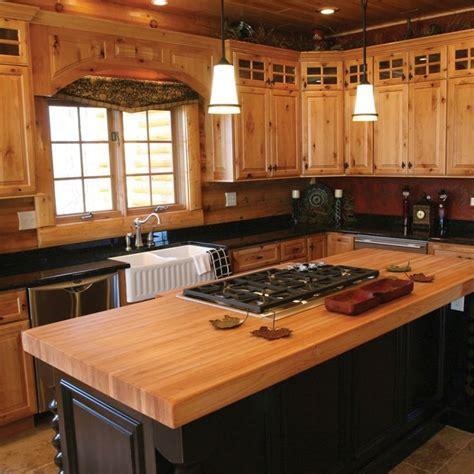 knotty pine kitchen island best 25 knotty pine cabinets ideas on pine 6676