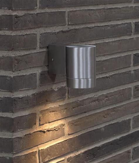 exterior wall downlight gu10 l