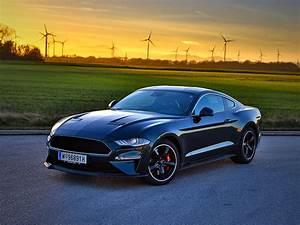 Ford Mustang Bullitt 5,0 V8 Fastback - Test