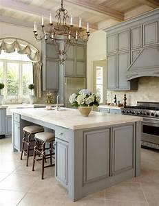 80, Cool, Kitchen, Cabinet, Paint, Color, Ideas