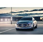 Wallpaper Mercedes Benz Concept EQ A Electric Cars