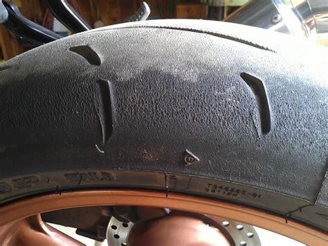Tire Question...wear Pattern Help?