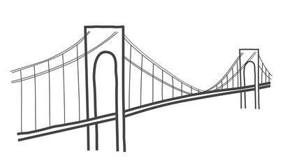 "Search photos ""simple bridge illustration"""
