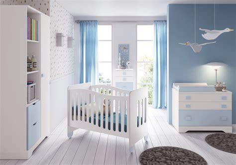 chambre de bebe original chambre bébé garçon complète gioco blanc et bleu