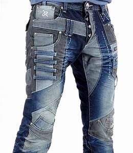 Japrag Mens Designer Blue Stonewashed Casual Denim Slim Fit Tapered Jeans JR4401