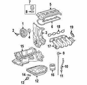 2008 Toyota Yaris Parts