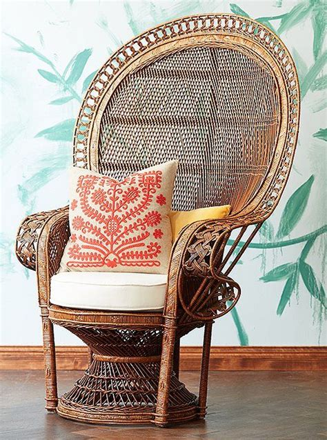 17 best ideas about peacock chair on tropical