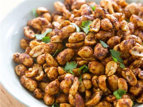 spicy chipotle peanuts recipe trisha yearwood food network