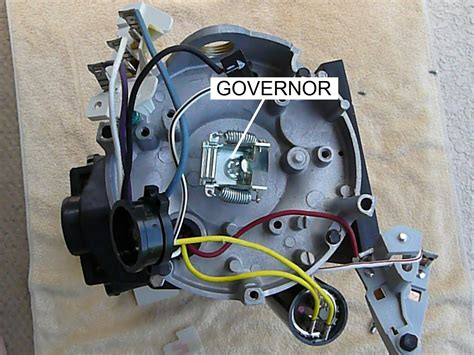 How Replace The Governor Smith Motor