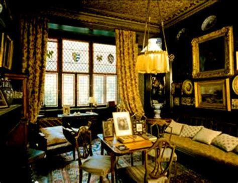 Period Property UK   Lighting in the Victorian Home