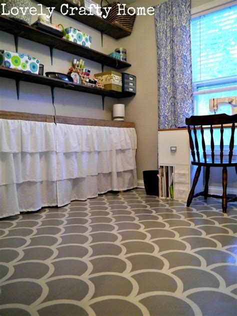 paint   side  thin vinyl flooring