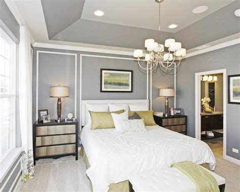 Tray Ceilings Paint Ideas by Bedroom Tray Ceiling Houzz