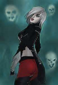 Female Necromancer Diablo 3